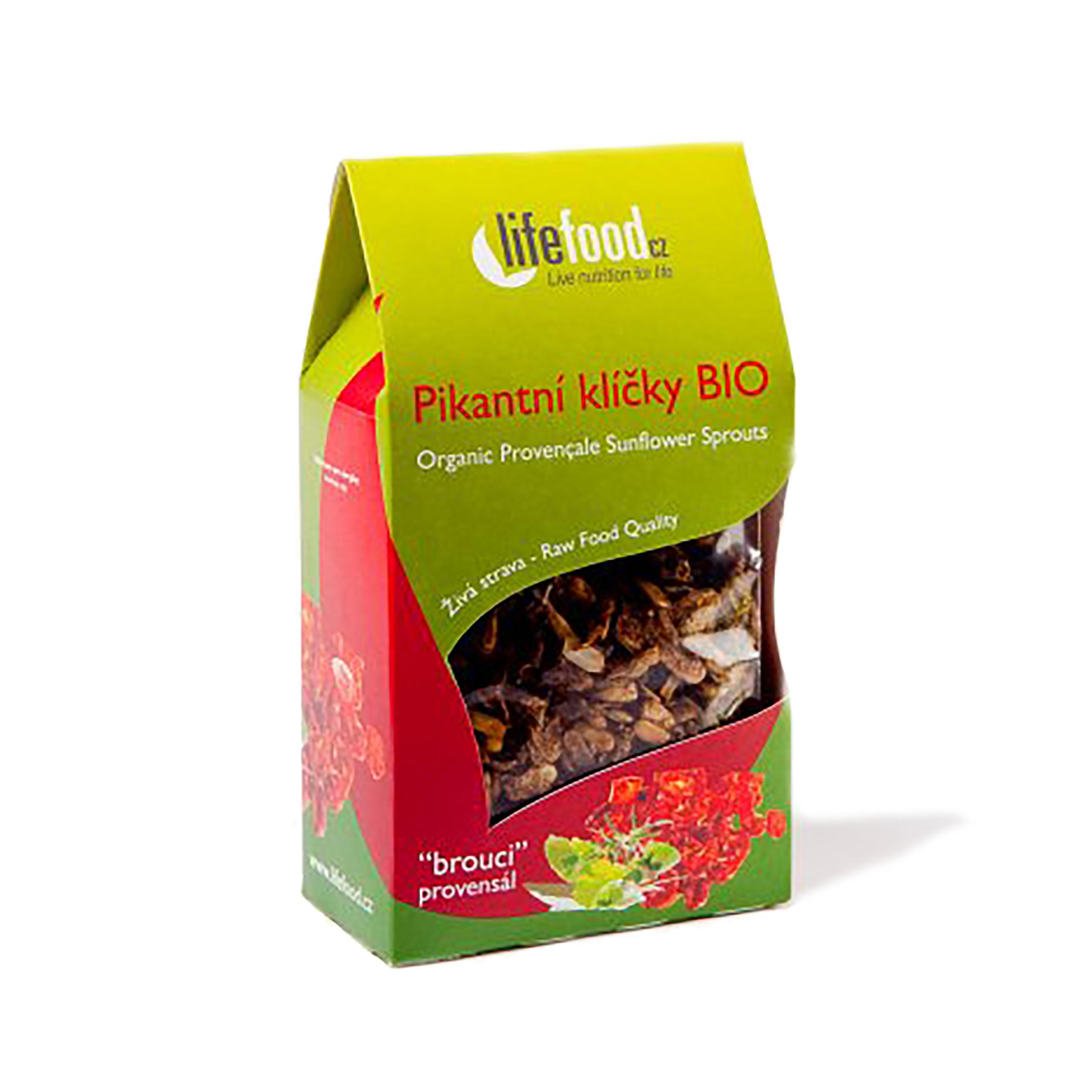 Brouci provensal bio 100g lifefood