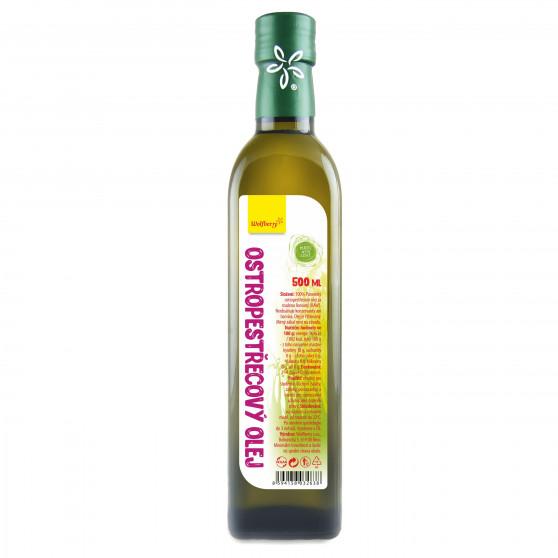Ostropestřecový olej 500ml Wolfberry