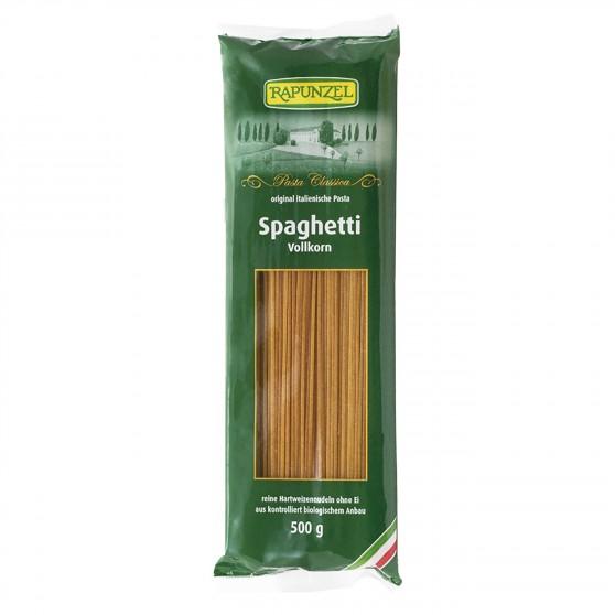 Špagety celozrnné BIO 500g Rapunzel