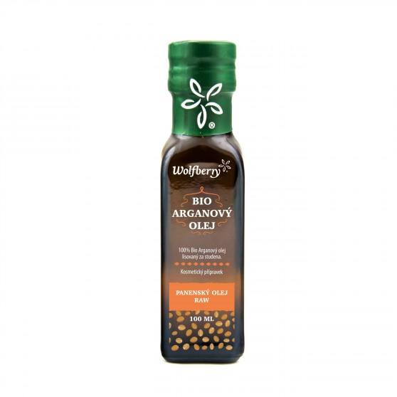 Arganový pleťový olej BIO 100ml Wolfberry
