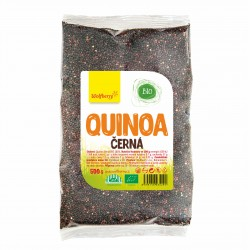 Quinoa černá BIO 500g Wolfberry