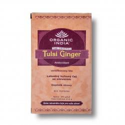 Tulsi Ginger BIO 25sáčků Organic India