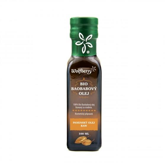 Baobabový olej BIO 100ml Wolfberry