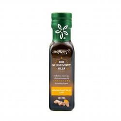 Kurkumový olej BIO 100ml Wolfberry