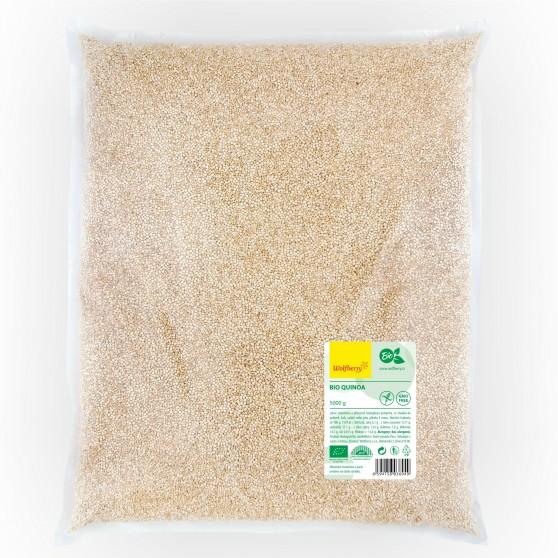Quinoa bílá BIO 5kg Wolfberry