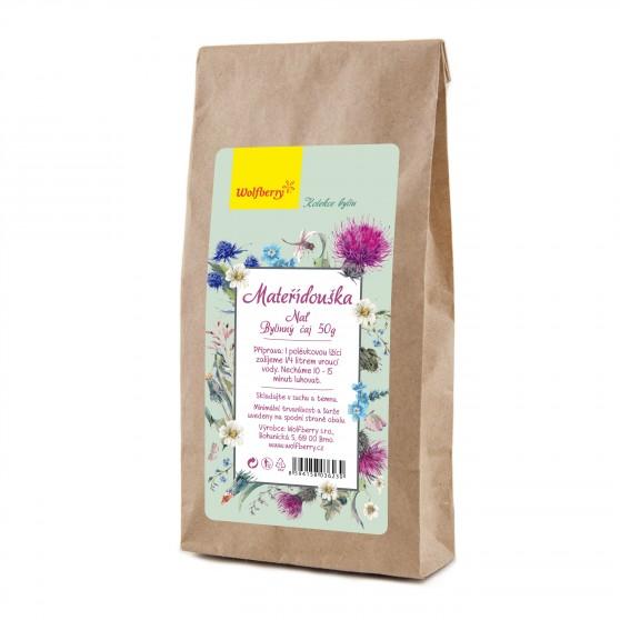 Mateřídouška nať bylinný čaj 50g Wolfberry