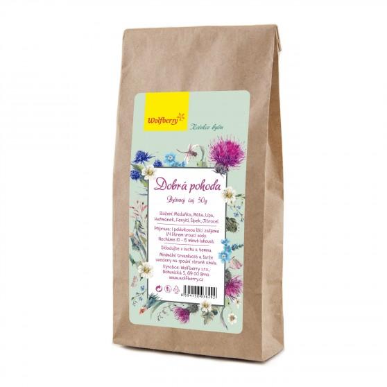Dobrá pohoda bylinný čaj 50g Wolfberry