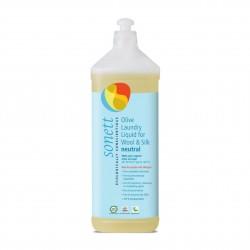 Olivový prací gel na vlnu a hedvábí 1l Sonett Neutral