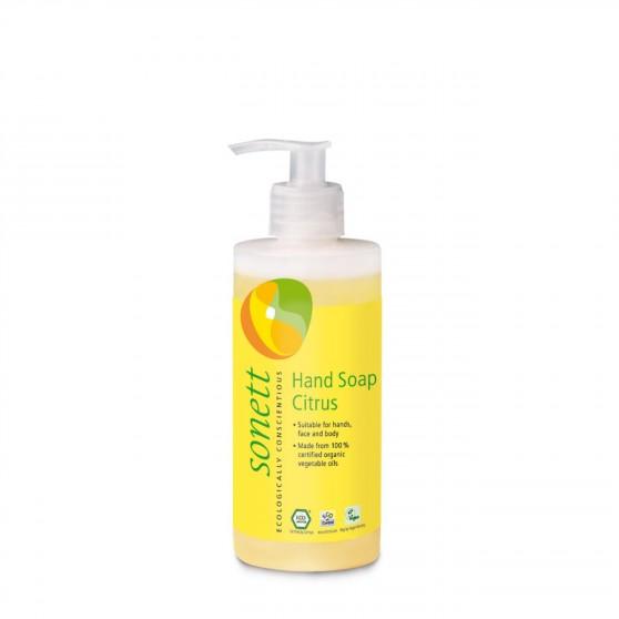 Tekuté mýdlo Citrus 300ml Sonett