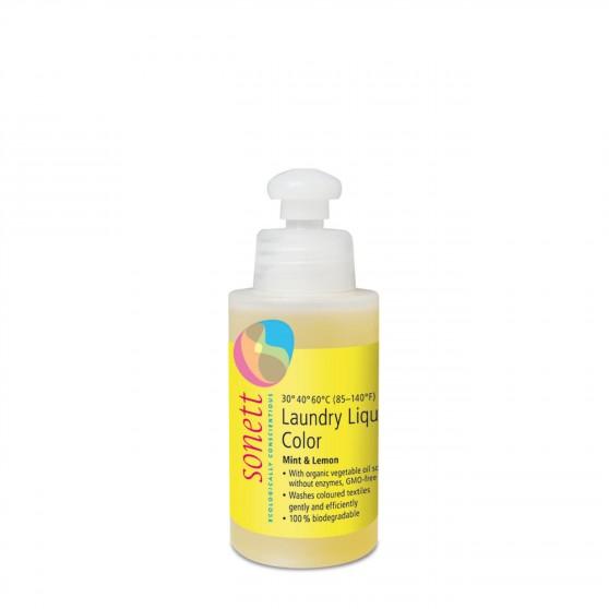 Prací gel na barevné prádlo COLOR 120ml Sonett