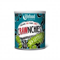 Crawnchies s mořským salátem BIO RAW 20g Lifefood