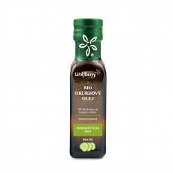 Okurkový olej BIO 100ml Wolfberry