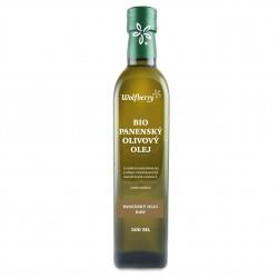 Olivový olej panenský BIO 500ml Wolfberry