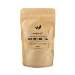 Matcha tea BIO 100g Wolfberry