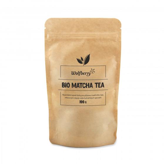 Matcha tea BIO 100g Wolfberry