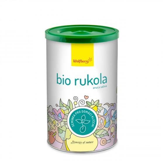 Rukola BIO semínka na klíčení 200 g Wolfberry