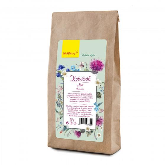 Kotvičník bylinný čaj 50g Wolfberry
