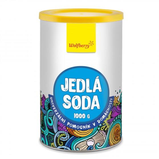 Jedlá soda 1000g Wolfberry