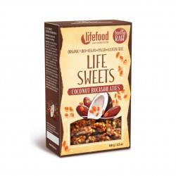Pohánky kokosové BIO RAW 100g Lifefood