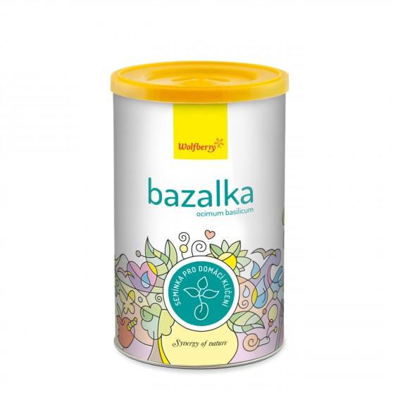 Bazalka semínka na klíčení 200g Wolfberry