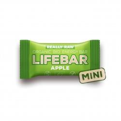 Lifebar jablečná MINI BIO RAW 25g Lifefood