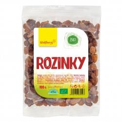Rozinky BIO 100g Wolfberry