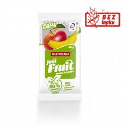Tyčinka JUST FRUIT banán + jablko 30g Nutrend