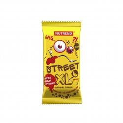 Tyčinka STREET XL banánová s mléčnou polevou 30g Nutrend