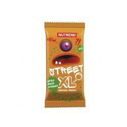 Tyčinka STREET XL meruňková s jogurtovou polevou 30g Nutrend