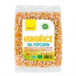Kukuřice na popcorn BIO 250g Wolfberry