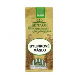 Bylinkové máslo BIO 25 g Benkor