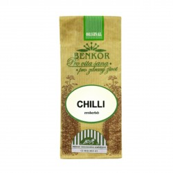 Chilli mleté BIO 25 g Benkor