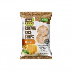 Rýžové chipsy se sýrem 60 g Rice Up