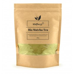 Matcha tea BIO 200g Wolfberry