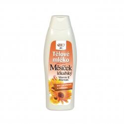 Tělové mléko extra jemné Měsíček 500 ml Bione Cosmetics