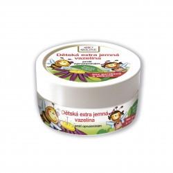 Dětská extra jemná Vazelína 155ml Bione Cosmetics