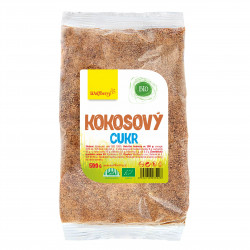Kokosový cukr BIO 500g Wolfberry