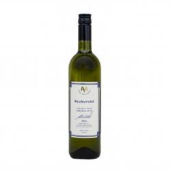 Neuburské víno pozdní sběr suché 2016 BIO 0,75l vinařství Marcinčák