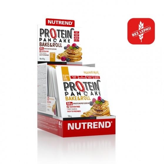 Proteinové palačinky bez příchutě 50 g Nutrend