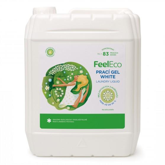 Prací gel White 5l Feel Eco