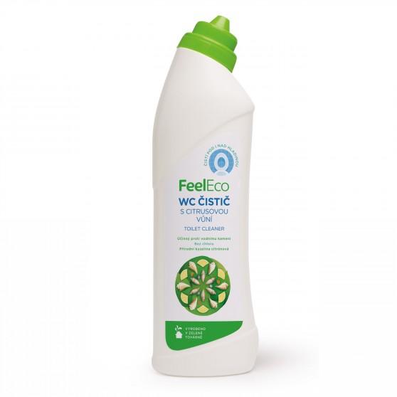 WC čistič 750ml Feel Eco