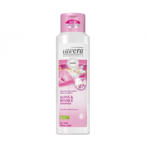 Šampon Gloss and Bounce 250 ml Lavera
