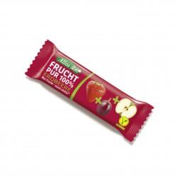 Frucht pur jahoda ovocná tyčinka BIO 30 g Allos