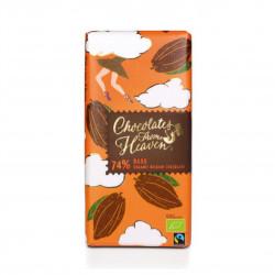 Hořká čokoláda 74% BIO 100 g Green Dream