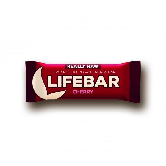 Lifebar třešňová BIO 47g Lifefood