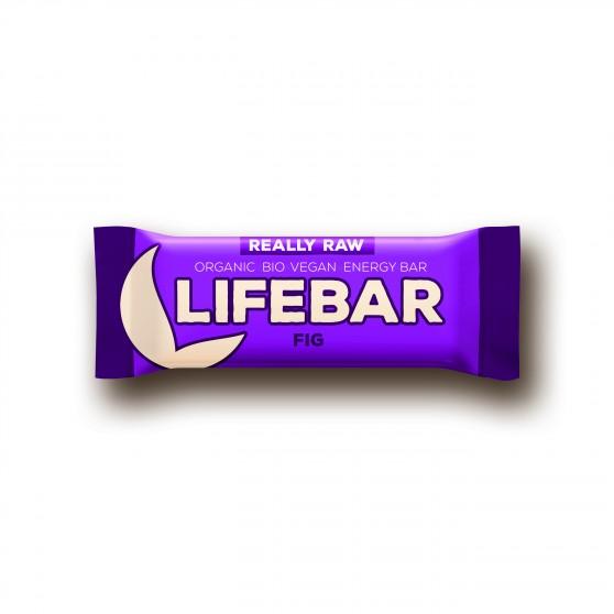 Lifebar fíková BIO 47g Lifefood