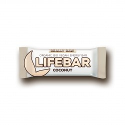 Lifebar kokosová BIO 47g Lifefood