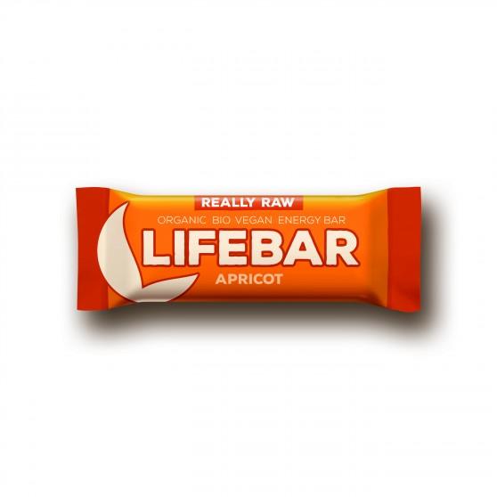 Lifebar meruňková BIO 47g Lifefood