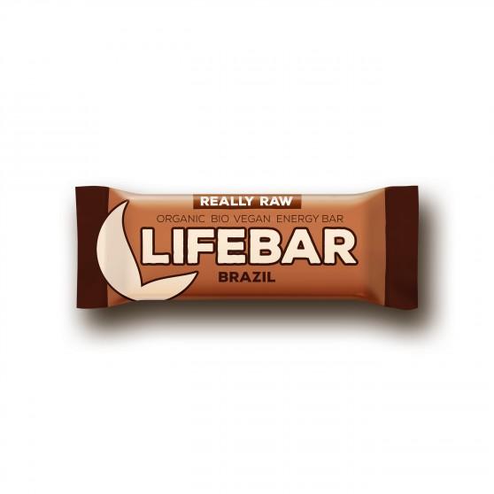 Lifebar brazilská BIO 47g Lifefood