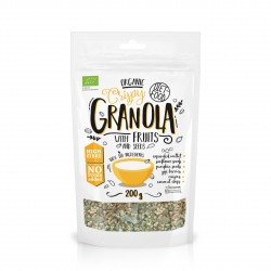 Granola with fruits BIO 200 g Diet Food